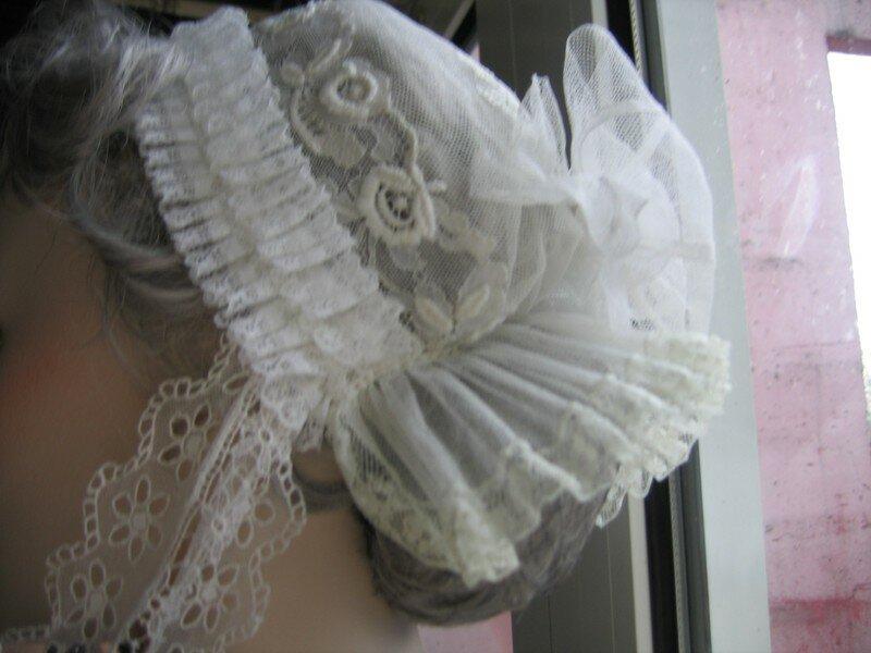 La coiffe de la mariée de Boquého