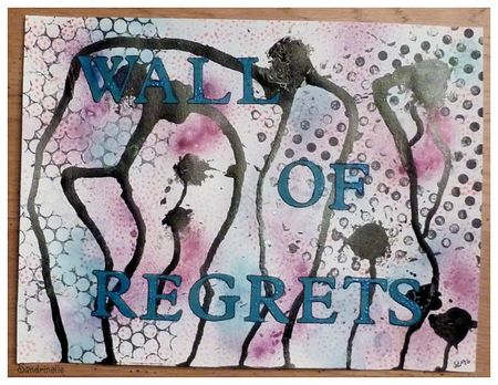wall of regrets