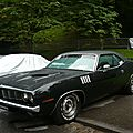 PLYMOUTH Barracuda Gran Coupé 2door 1971 Baden Baden (1)