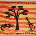 lecture cursive : les contes d'amadou koumba