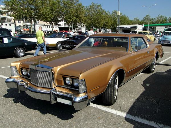 lincoln continental mark IV 1974 1976 3