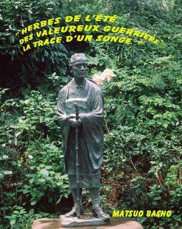 statuehaikuMatsuoBasho