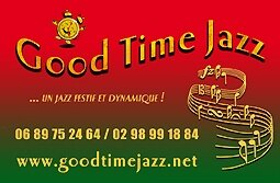 Carte de visite : Good Time Jazz