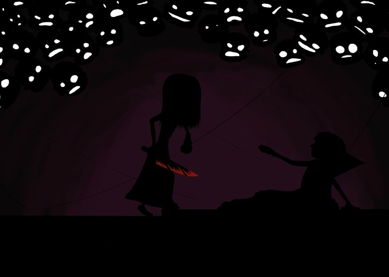 Alice et la reine