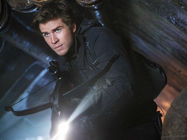 Mockingjay - Part 2 Liam Hemsworth
