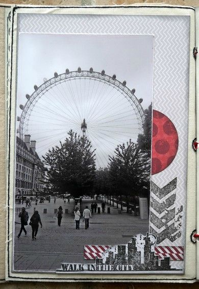 mini album Londres page 4