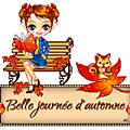 Échange automne sur le forum créensemble