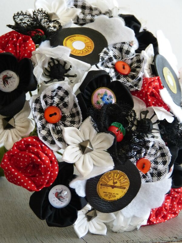 bouquet rockabilly vinyles @(2)