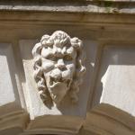 mascaron maison des carmélites