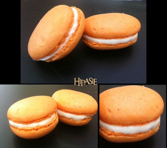 macaron-orange-laduree