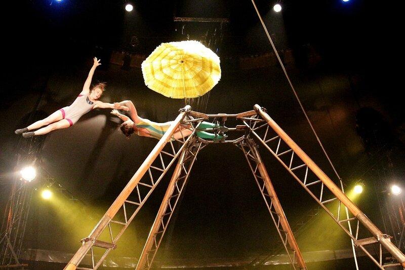 Cirque Electrique - Les Quat'fers en l'air_2986