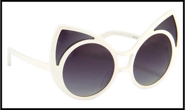khaleda rajab et fahad al marzouq lunette solaires cat eyes 3