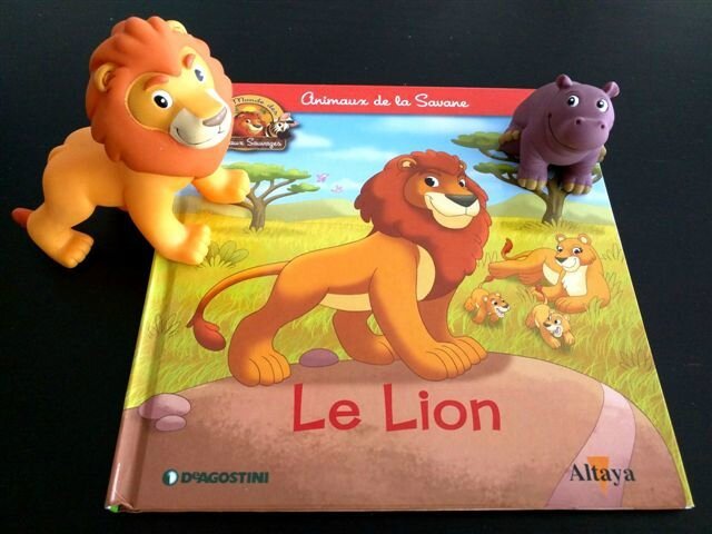 Les animaux sauvages ©Kid Friendly