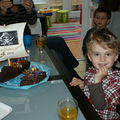 2008 Novembre - Nathan (anniversaire 4 ans)