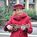 Festival chanteurs de rue à quintin