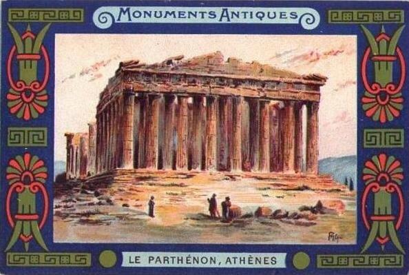 Chromo Athènes