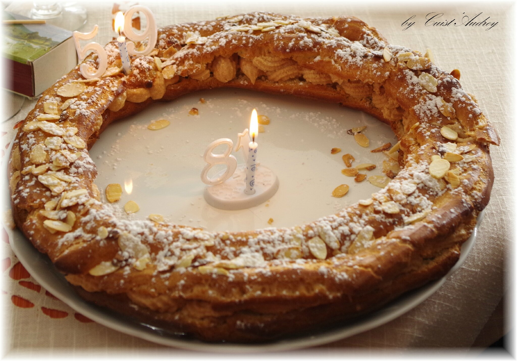 Paris-Brest selon Christophe Felder