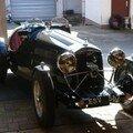Hornet Spécial Six cylindres 1934