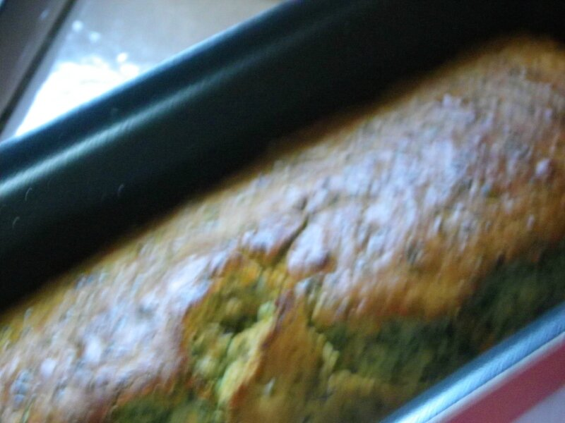 cake aux fines herbes (7)