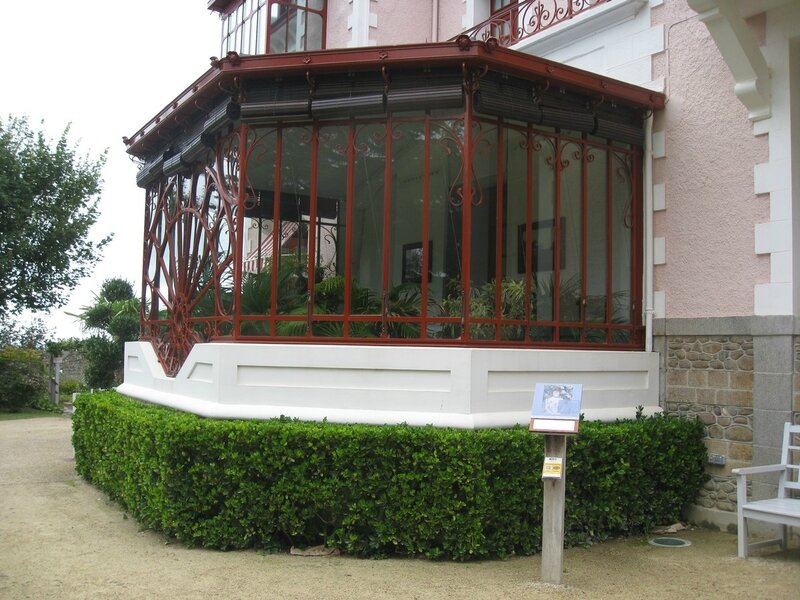 Granville, musée Christian Dior