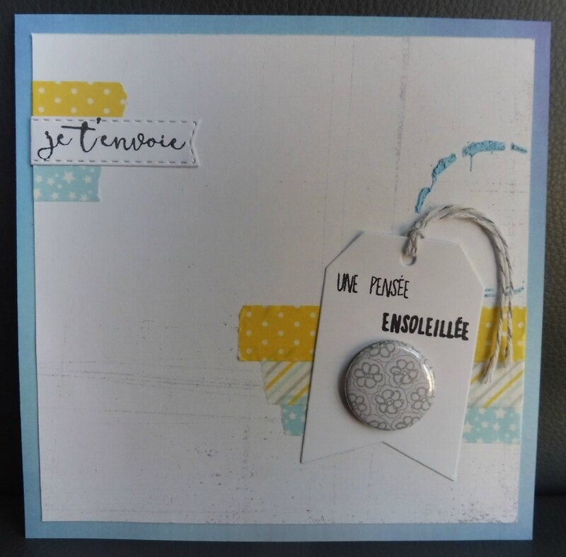 Defi sketch carte fevrier 2017 Scrap & Co