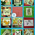 Les p'tits papiers et biodiversité Agglopole Provence Le Vieux Moulin La Ruche La Monaque Salon-de-Provence - Recyclage papiers - Déchets papiers