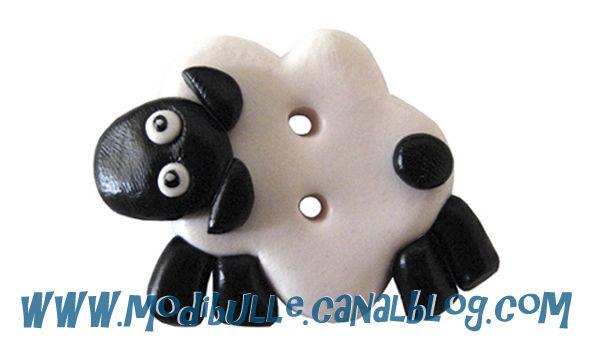 Bouton Mouton
