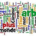 Les 600 mots les plus utilisés en français