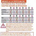 004 Meaux- La Ferté-Milon (du 2 au 19-04-2013)