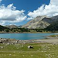 Lac d'Allos (06, Mercantour)