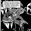 L'adhm#31 - les hommes à têtes d'oiseaux - une semaine de bonté - max ernst (1934)