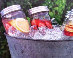 limonades fruitées