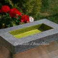 Photophore gris-vert