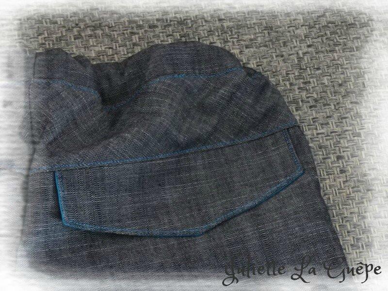 Printanier jean et bleu 5