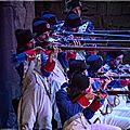 Guerre de vendée - armements de l armée catholique et royale de vendée (photo dernier panache puy du fou)