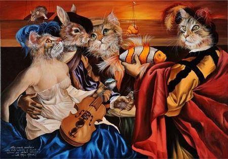 Les chats de Sylvia Karle-Marquet (13)