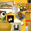 Album Jaune Orange