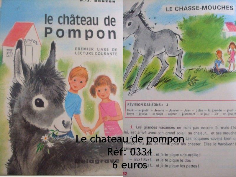 Le chateau de pompon