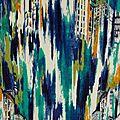 Landis turquoise