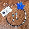 bijoux-mariage-headband-mariee-bleu-roi-et-gris-et-boucles-monika