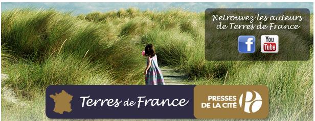 TERRES DE FRANCE - PRESSES DE LA CITE - LOGO