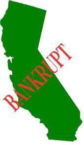 california bankrupt