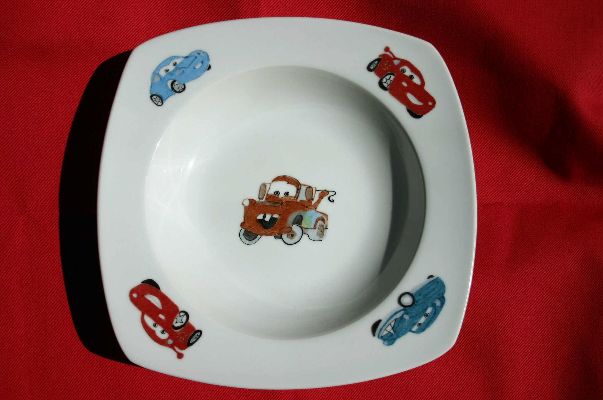 assiettes cars 012