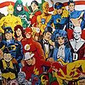 Super-héros : parlons de ceux adaptés des bandes dessinées !