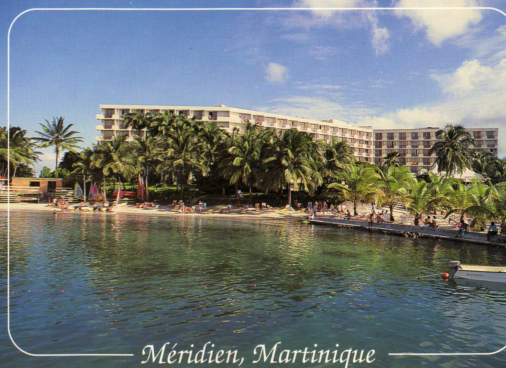 Meridien martinique on the road again places we have for Hotels martinique