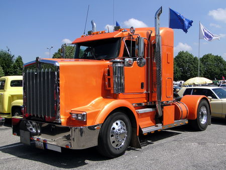 KENWORTH W900 2005 Fun Car Show Illzach 2010
