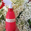 🎀 spray personnalisable hydratant capillaire hydrolat -aloé véra- glycérine 🙇