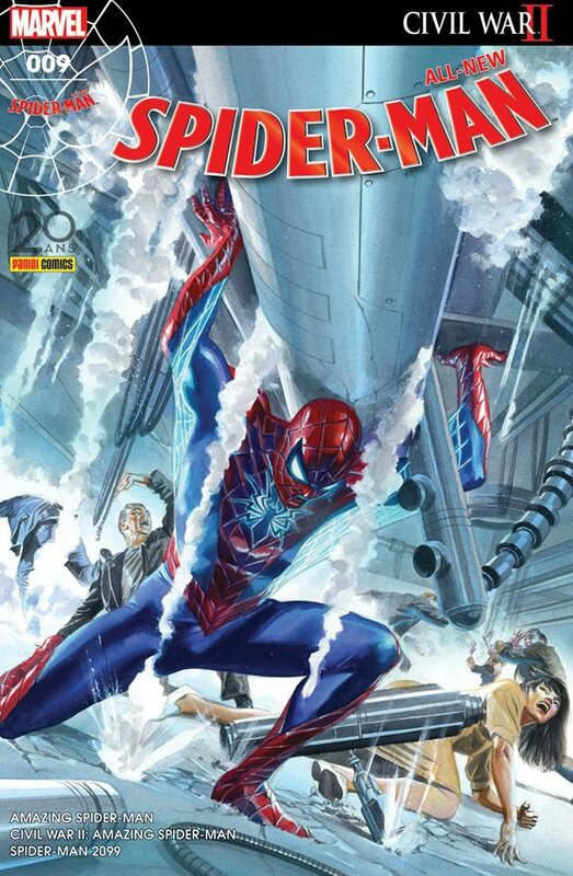 all new spiderman 09