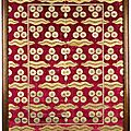 A large and exceptional ottoman voided silk velvet and metal-thread panel (çatma), turkey, late 16th-early 17th century