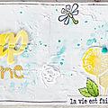Bannière de mai chez les poulettes!